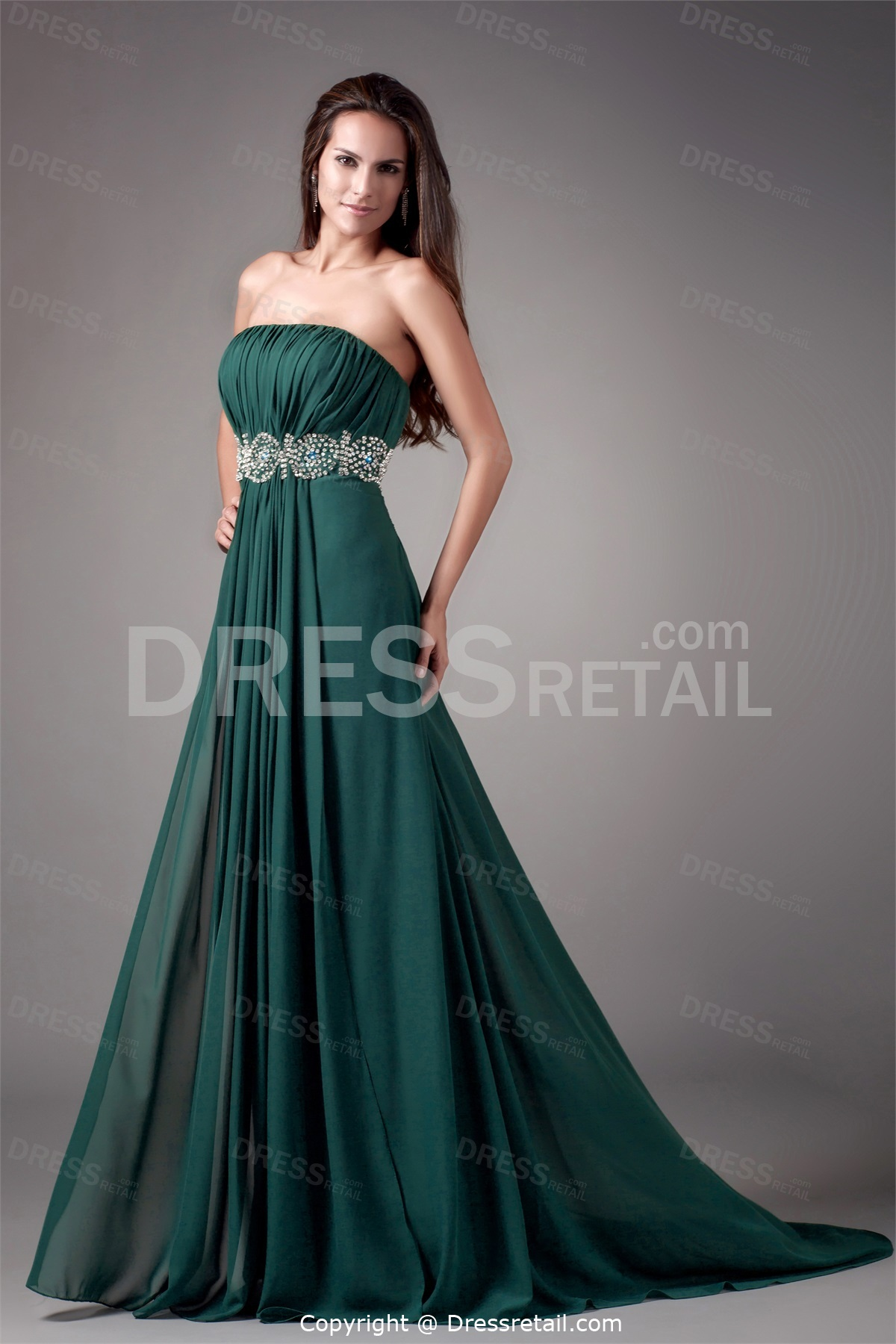 Semi Formal Wedding Dress